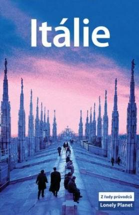 Itálie - průvodce Lonely Planet-Svojtka - 2.vydání - A5, speciální vazba pro extrémní namáhání