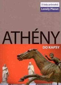 Athény do kapsy - průvodce Lonely Planet-Svojtka /Řecko/ - 105x152mm, paperback