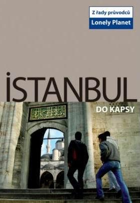 Istanbul do kapsy - průvodce Lonely Planet-Svojtka /Turecko/ - 107x152mm, paperback