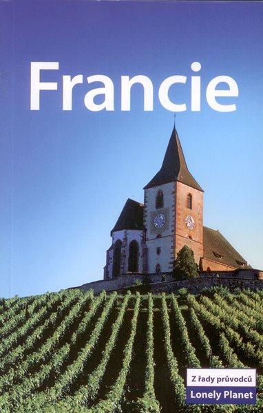 Francie - průvodce Lonely Planet-Svojtka - 2.vydání - 128x197mm, paperback, speciální vazba pro extrémní namáhání