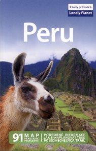 Peru - průvodce Lonely Planet - Svojtka - 2. vydání