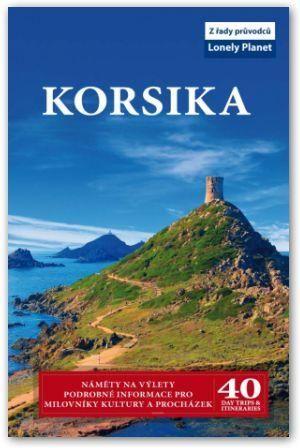 Korsika - průvodce Lonely Planet-Svojtka - 3.vydání - 129x198mm