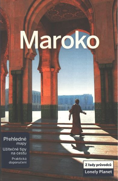 Maroko - průvodce Lonely Planet - A5