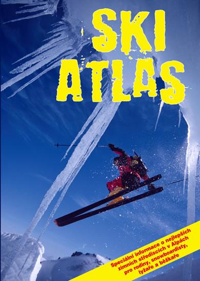 Ski atlas - 22x30 cm