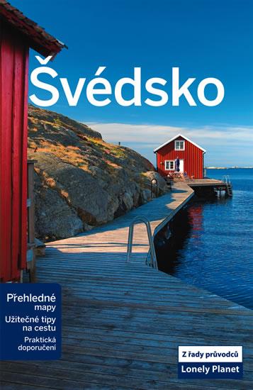 Švédsko - turistický průvodce Lonely Planet - 13x20
