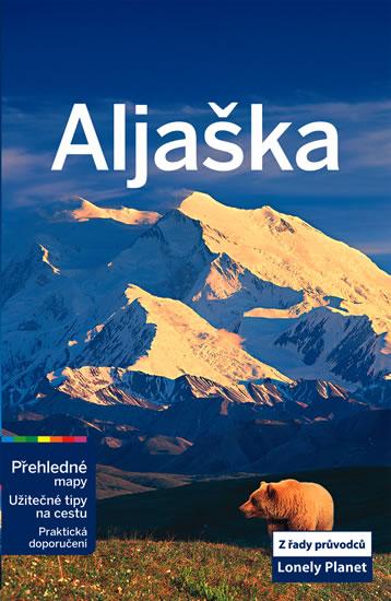 Aljaška - průvodce Lonely Planet - 13x20