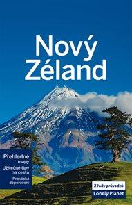 Nový Zéland - průvodce Lonely Planet v češtině