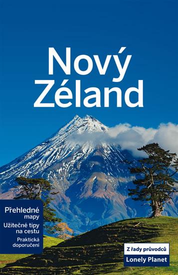 Nový Zéland - průvodce Lonely Planet v češtině - 13x20