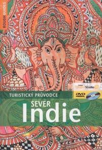 Indie - sever - průvodce Rough Guides + DVD