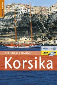 Korsika - průvodce Rough Guide-Jota3 + DVD