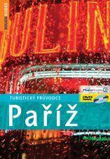 Paříž - průvodce Rough Guides - A5, Sleva 30%
