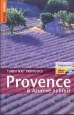 Provence, Azurové pobřeží - průvodce Rough Guides-Jota - 2.vydání /Francie/