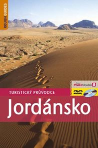 Jordánsko - pr. Rough Guide + DVD