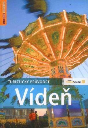 Vídeň - průvodce Rough Guides /Rakousko/ - 130x196mm,, Sleva 30%