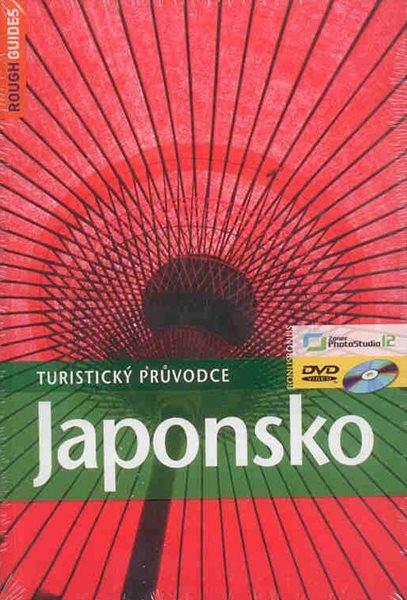 Japonsko - průvodce Rough Guide-Jota - 132x197mm, paperback