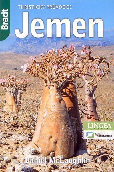 Jemen - průvodce Bradt-Jota - 1.vydání - 132x197 mm, Sleva 60%