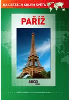 Paříž - turistický videoprůvodce (46 min.) /Francie/