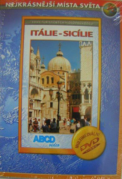 Itálie - Sicílie - turistický videoprůvodce (94 min.) /Itálie/ - neuveden