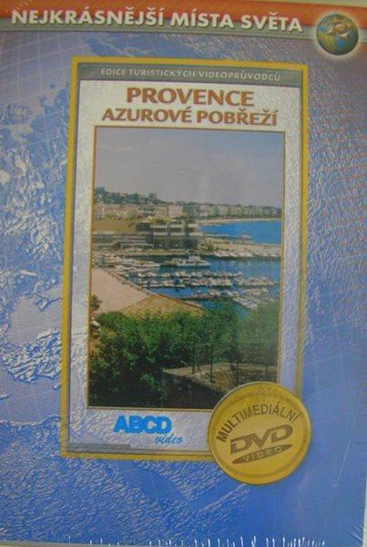 Provence a Azurové pobřeží - turistický videoprůvodce (75 min.) /Francie/ - neuveden