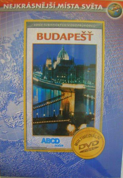 Budapešť - turistický videoprůvodce (58 min.) /Maďarsko/ - neuveden
