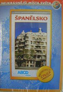 Španělsko - turistický videoprůvodce (53 min.)