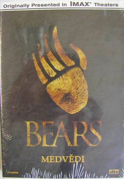 Medvědi - DVD-Imax - neuveden