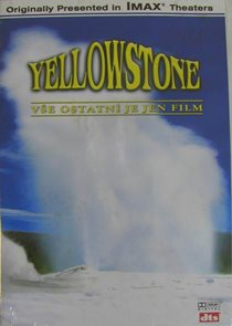 Yellowstone - DVD-Imax /USA/