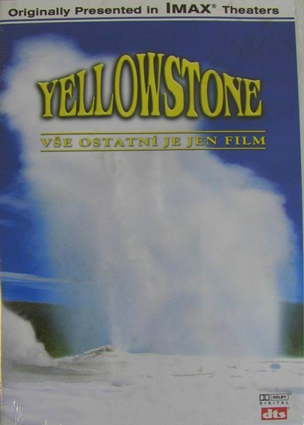 Yellowstone - DVD-Imax /USA/ - neuveden