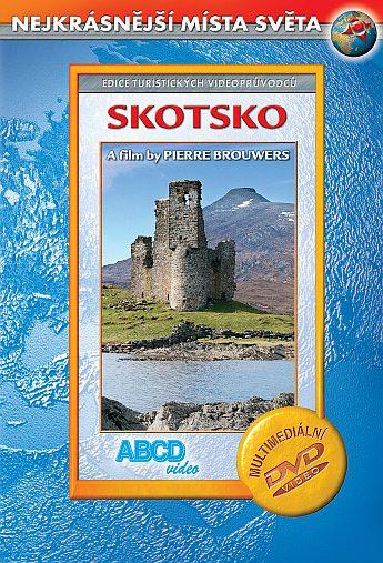 Skotsko - turistický videoprůvodce (57 min.) /Velká Británie/