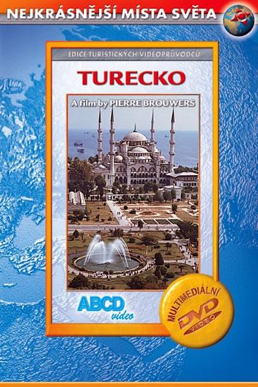 DVD Turecko - turistický videoprůvodce (55 min.) - 13x19 cm
