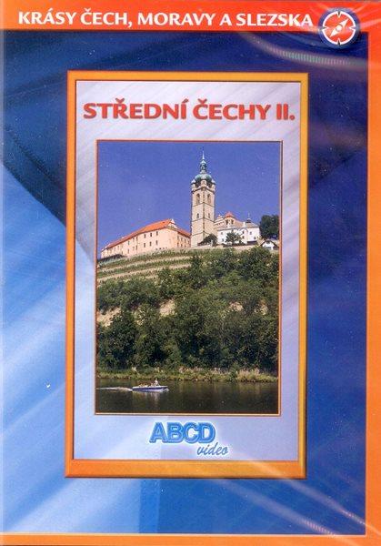 Střední Čechy II - turistický videoprůvodce (57 min) /Česká republika/ - neuveden