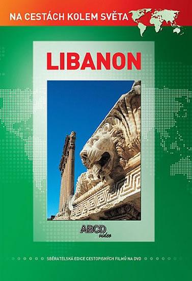 DVD Libanon - turistický videoprůvodce (77 min.) /Asie/ - 13x20 cm