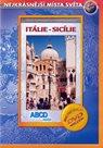 DVD Itálie - Sicílie - turistický videoprůvodce (119 min.)