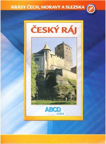 DVD Český ráj - 13x19 cm