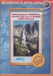 DVD - Yosemite, NPCrater Lake, Mount Rainier, Lassen Volcanic - turistický videoprůvodce (90 min.) /