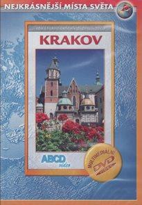 DVD - Krakov - turistický videoprůvodce (83 min.) /Polsko/