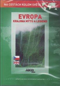 DVD Evropa, krajina mýtů a legend - turistický videoprůvodce (71 min.)