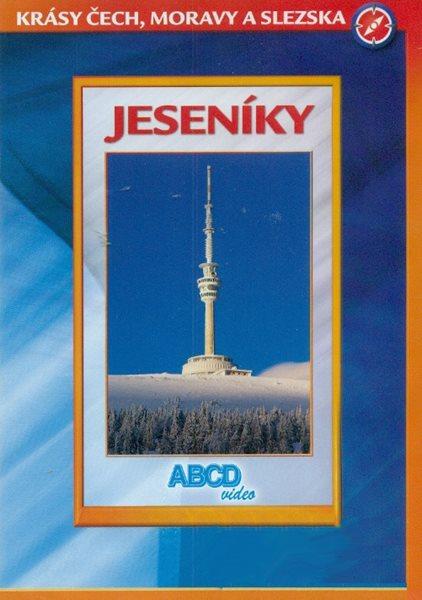 DVD - Jeseníky - turistický videoprůvodce (74 min.) - neuveden