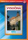 DVD Vysočina - turistický videoprůvodce (80 min.)