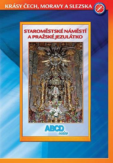 DVD Staroměstské náměstí a Pražské Jezulátko - 13x19 cm