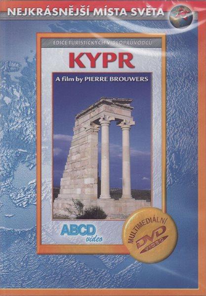 Kypr - turistický videoprůvodce - neuveden - 13x19