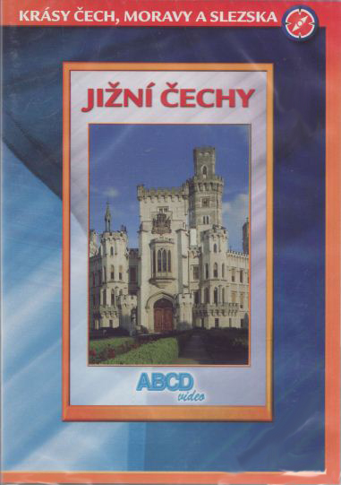 Jižní Čechy 1 - turistický videoprůvodce - neuveden - 13x19