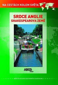 DVD Srdce Anglie -  turistický videoprůvodce