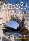 Francie -Rhona, Alpy- časopis Země Světa - vydání 2-2008