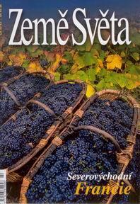 Francie -severovýchod- časopis Země Světa /dotisk vydání 2-2004/