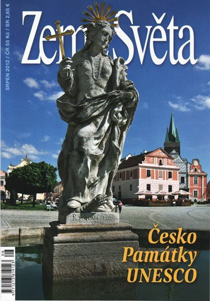 Země Světa - Česko - památky UNESCO - 08/2012 - A5