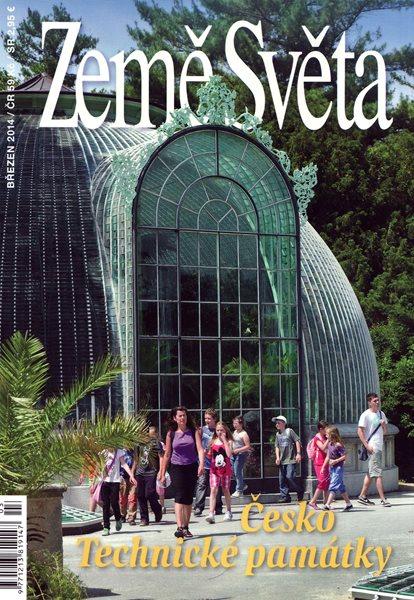 Země světa - Česko - Technické památky 3/2014 - A5