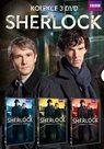 Sherlock: kompletní 1. série 3 DVD