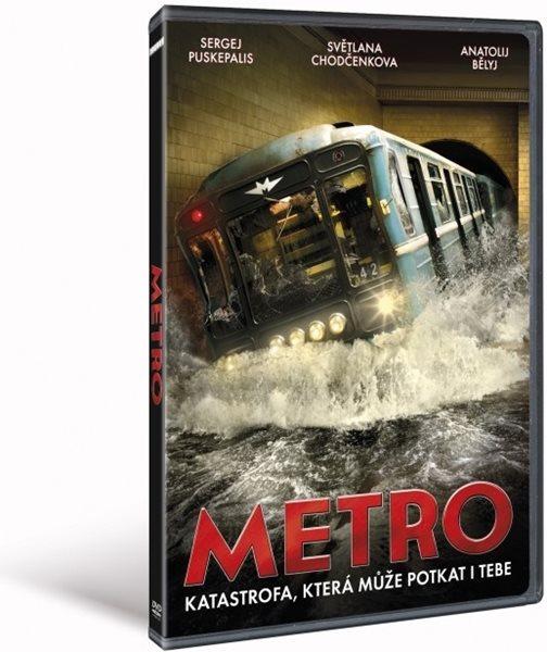 DVD Metro - neuveden - 13x19