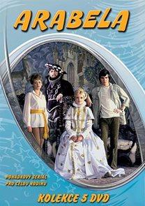 Arabela - kolekce 5 DVD